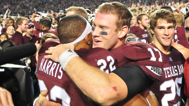 Hunter Goodwin analyzes A&M offense in win over Nebraska