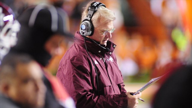 Blinded by Clarity: Mike Sherman sees ... but does he watch?