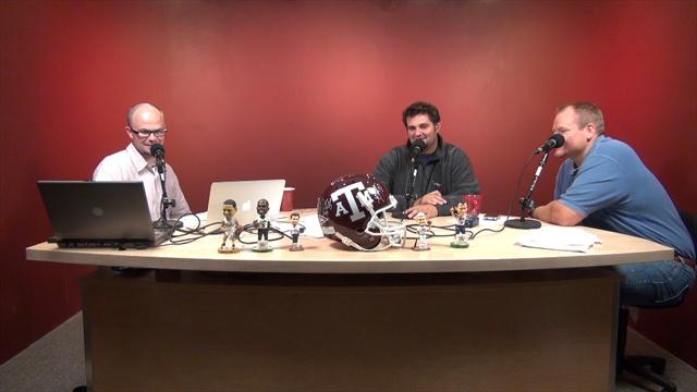 TexAgs Radio: John Lopez calls in to rip BU & talk SEC