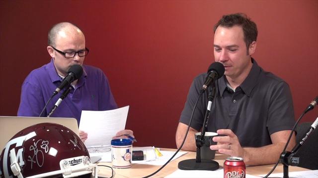 """TexAgs Radio presents """"Looch-n-Bock, TexAgs"""""""