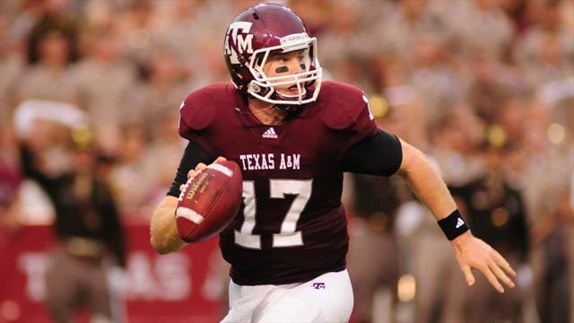 Texas A&M's jersey legacies: The Teens