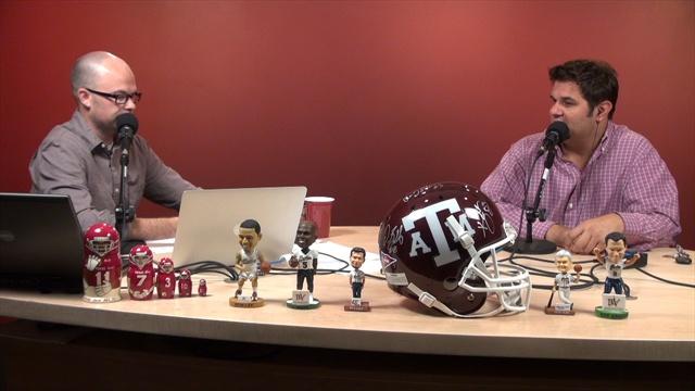 TexAgs Radio: Gabe & Billy on SEC move