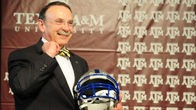 Texas A&M reaches settlement with the Big 12