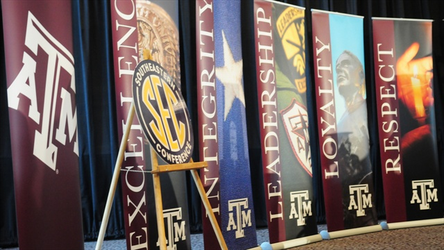 SEC Day marks milestone point in A&M's reinvention