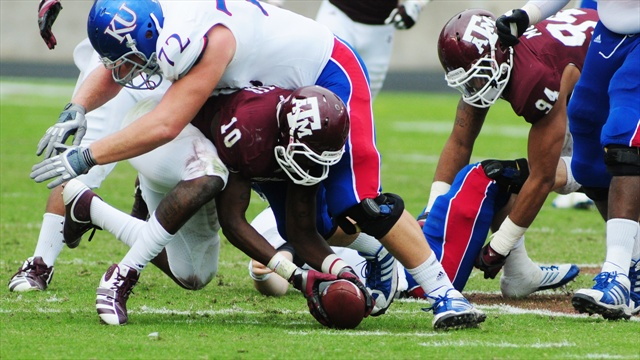 A&M 61, Kansas 7: Defense in Review