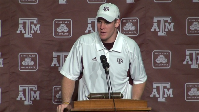 Quotes, Notes & Video: A&M 61, Kansas 7