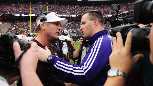 Quotes, Notes & Video: A&M 33, Northwestern 22