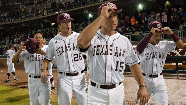 Baseball Thoughts: Ags drop 1-0 decision in Friday night duel
