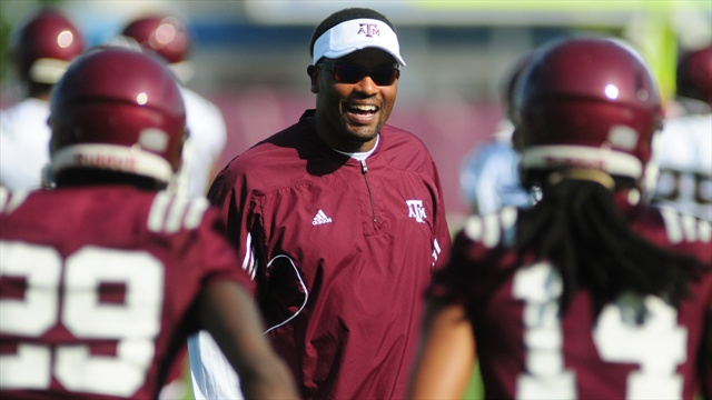 TexAgs staff picks 2012 college football season