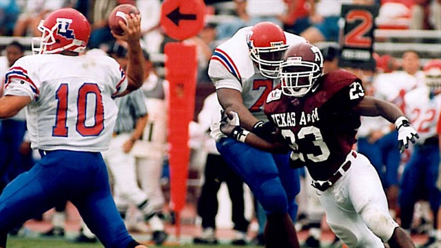 Former A&M LB Keith Mitchell discusses conditioning, time in NFL