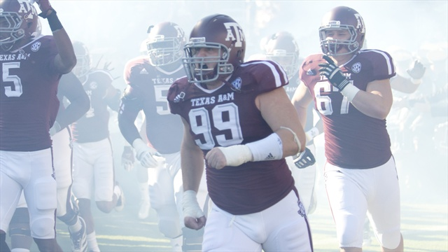 99 Thoughts: Spencer Nealy on chivalry, A&M running the table in '15