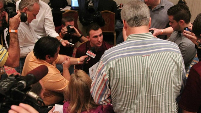 The nation's best rave about A&M, Johnny Football