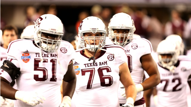 Texas A&M's jersey legacies: The 70s