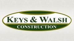 Keys and Walsh Construction