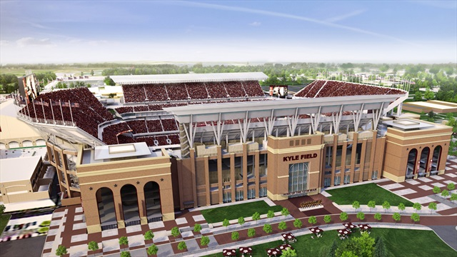 'Megaphone to the World': A&M reveals plan for Kyle Field's future