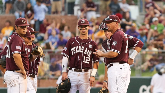 A&M's season ends with 6-1 loss to Beavers