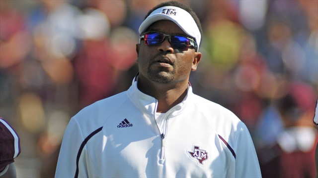 Potential replacements for A&M defensive backs coach