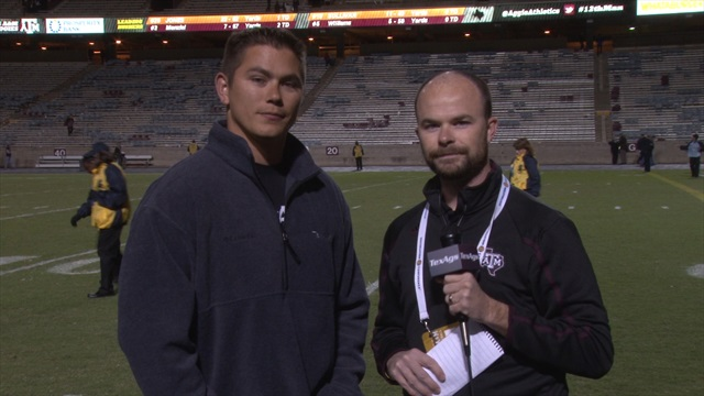 Post-game wrap with Brandon Leone