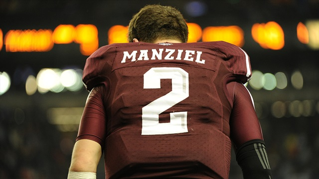 Greatness Awaits: Johnny Football's wild ride