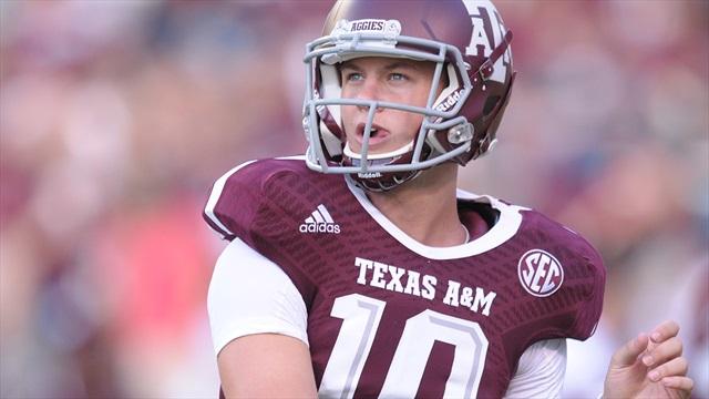 Kyle Allen named Texas A&M's starter vs. Arizona State