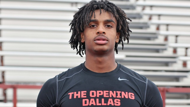 Tyrie Cleveland planning visits, decision timeline