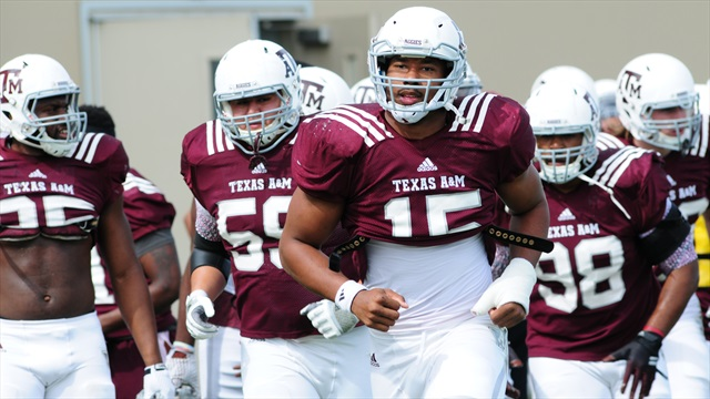 Down the Line: The Aggie defensive front's new reality