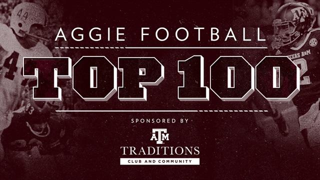 Aggie Football Top 100: Nos. 70-61