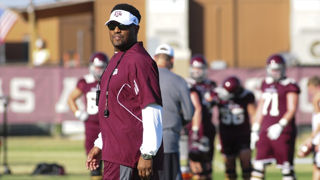 Competition, new arrivals headline start of Aggies' fall