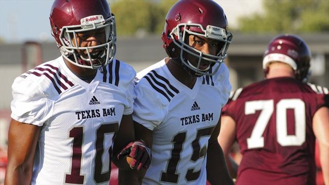 Texas A&M vs. #15 Arizona State: Key matchups