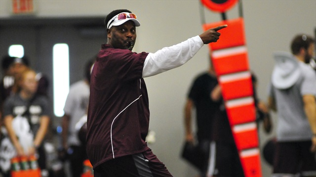 Sumlin's confidence rising at start of camp's second week