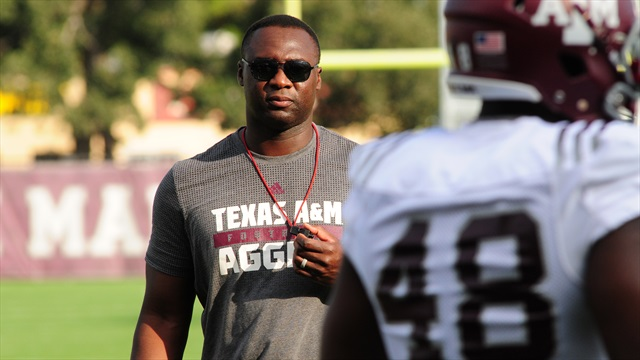 Photo Gallery: Aggies open final week of Fall Camp