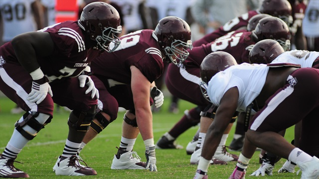 Sights & Sounds: Day 13 of Aggie Football's Fall Camp