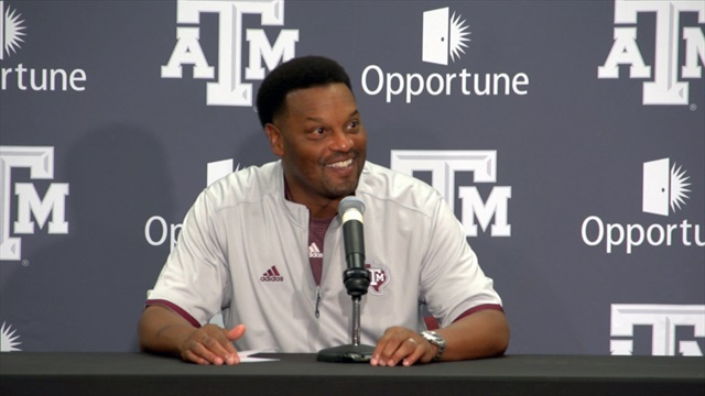 Sumlin Says: Top quotes from A&M's Arizona State press conference