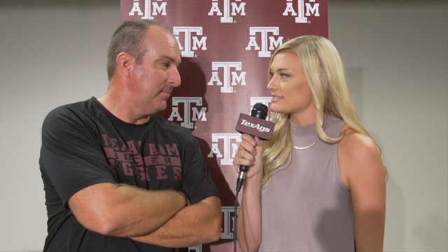 G Guerrieri gives early-season take on his third-ranked Aggies