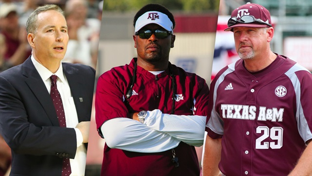 On the Precipice: Is Texas A&M primed for a huge sports year?