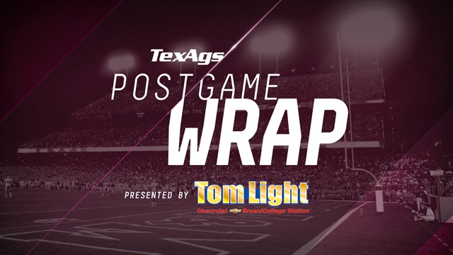 Post-Game Wrap with Pugh & Leone: Texas A&M 30, MSU 17