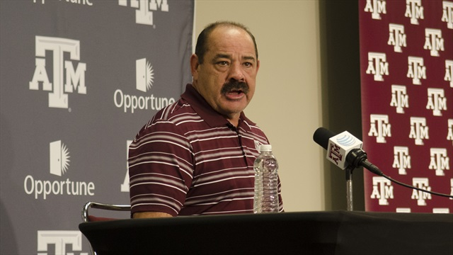 Texas A&M Football weekly press conference: Nevada