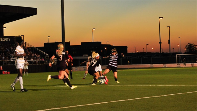 Soccer: A&M makes the most of return home with shutout victory