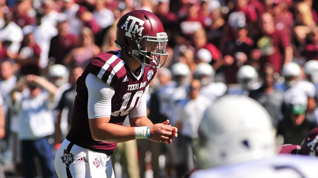 The Upper Tier: Kyle Allen emerging as Aggies' leader