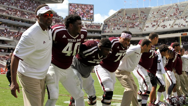 Texas A&M jumps into the Associated Press top 10