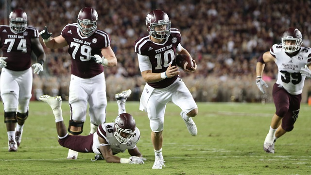 Texas A&M 30, Mississippi State 17: Offense in review