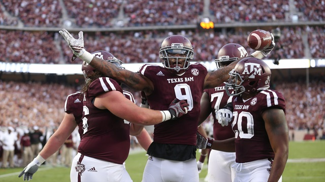 On the Rise: Even at 5-0, Aggies yet to reach full potential