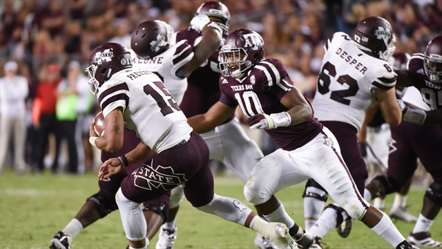Texas A&M 30, Mississippi State 17: Defense in review