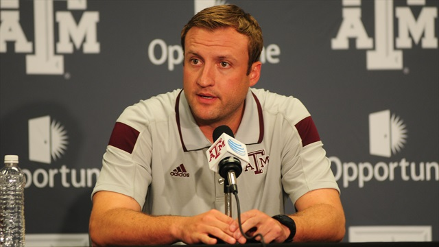 Texas A&M Football weekly press conference: Bye week