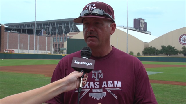 Fall Baseball Begins: Aggies open up with lofty aspirations