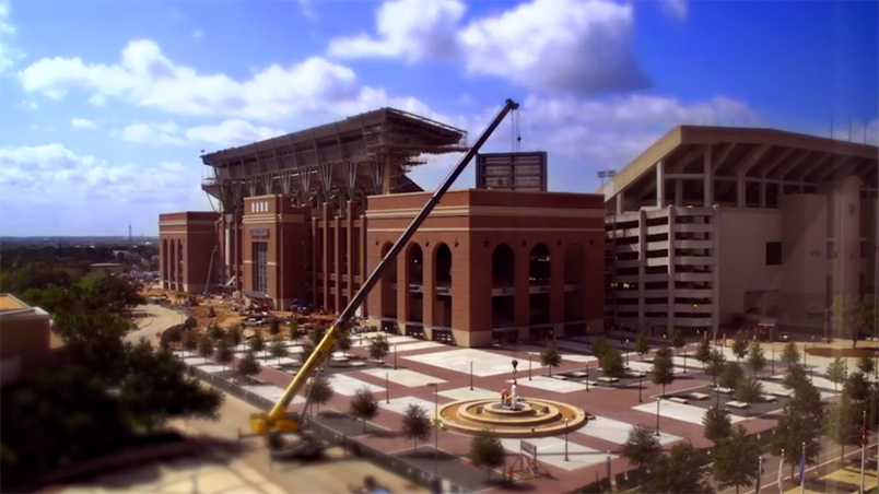 Kyle Field: Deconstructed